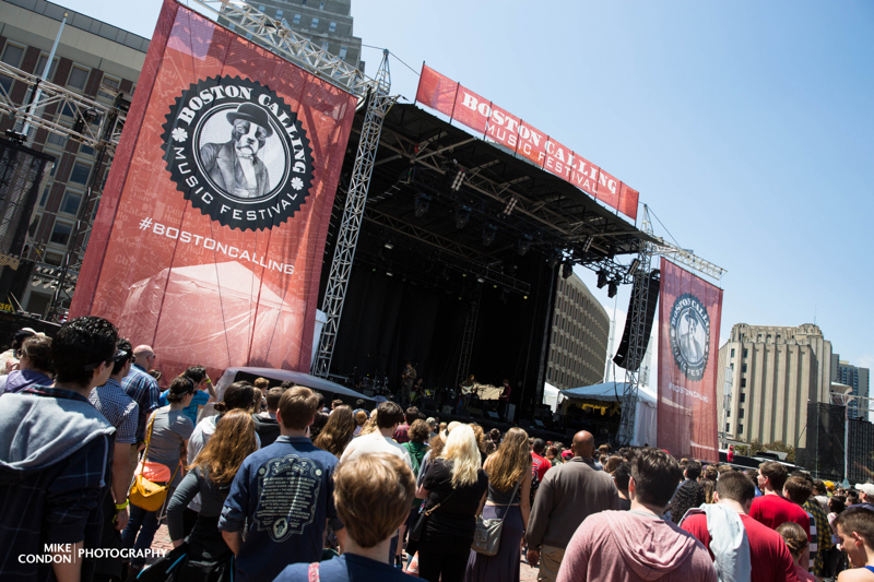 Boston Calling Spring 2014 Recap