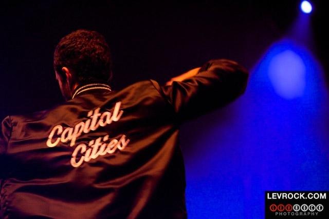 Capital Cities : Live