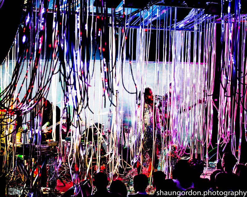The Flaming Lips : Live
