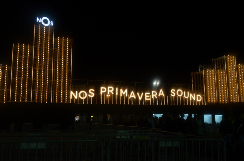 NOS Primavera Sound 2014 - Thursday Recap