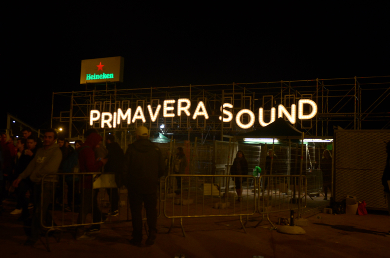 Primavera Sound 2014 - Friday Recap