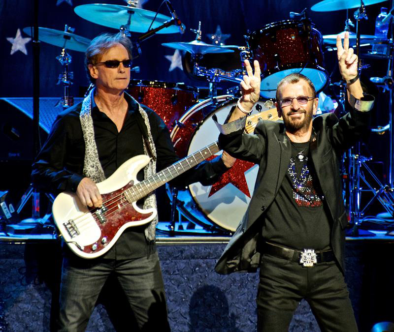 Ringo Starr & All-Star Band : Live