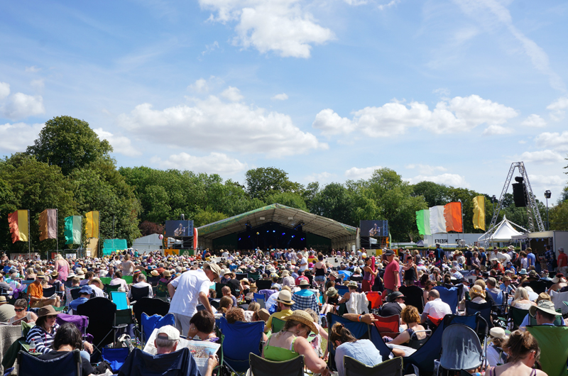 Cambridge Folk Festival 2014 Recap