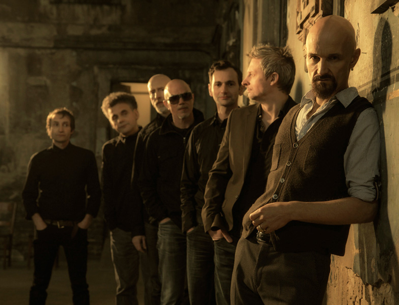 Tim Booth of James : Q&A