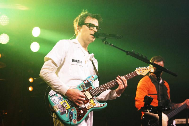 Weezer : Live