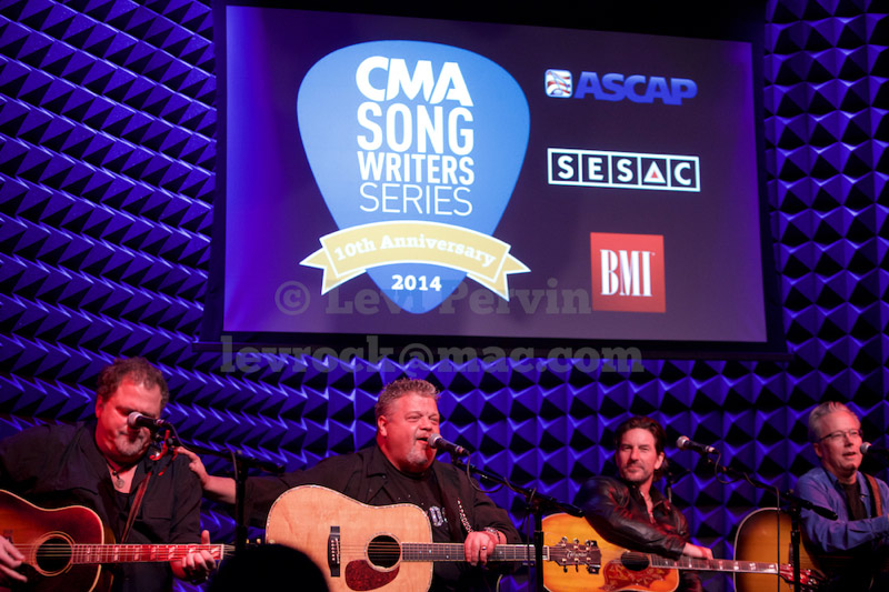 CMA Songwriters : Live