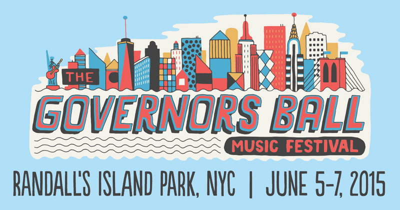 Governors Ball 2015 Recap