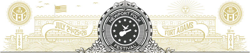 Newport Folk Festival 2015 - Day One Recap