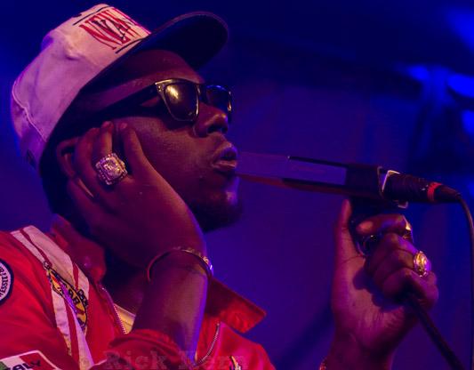 Theophilus London : Live