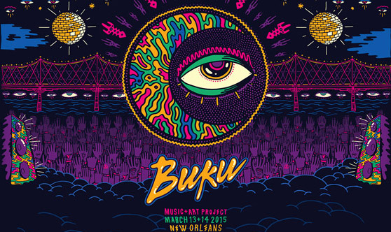 The BUKU Music + Art Project 2015 Preview