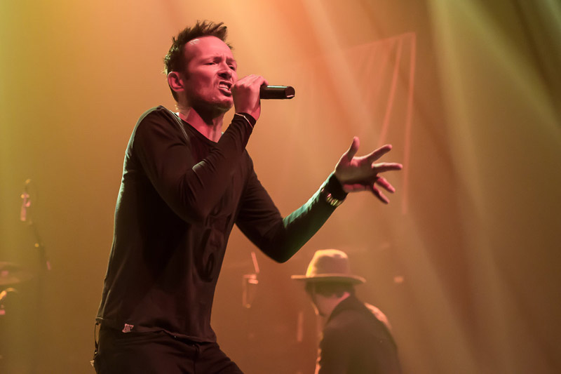 Scott Weiland & The Wildabouts : Live