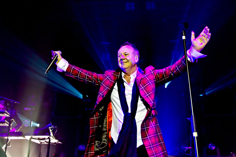 Simple Minds : Live