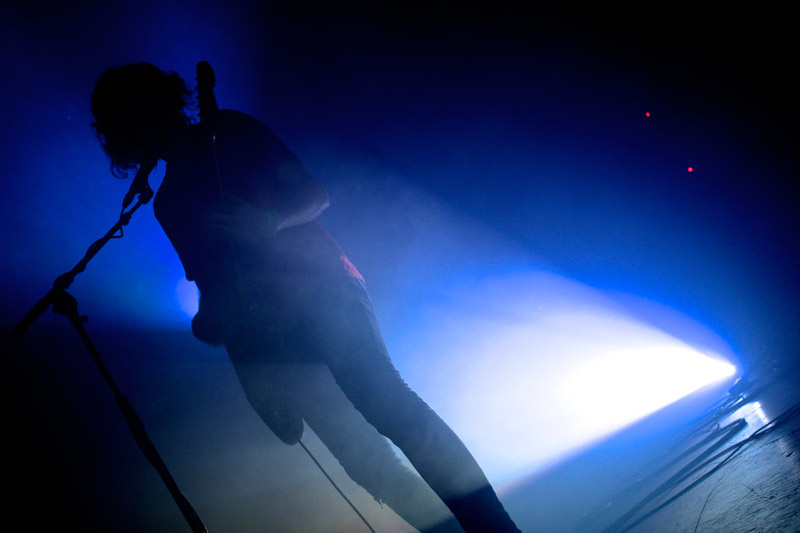 A Place To Bury Strangers : Live