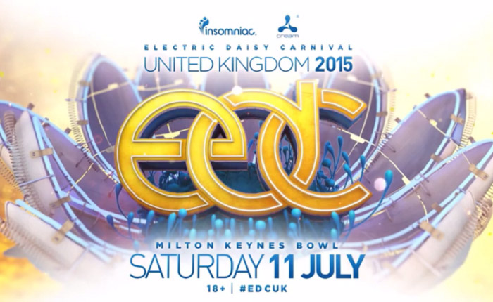 Electric Daisy Carnival London