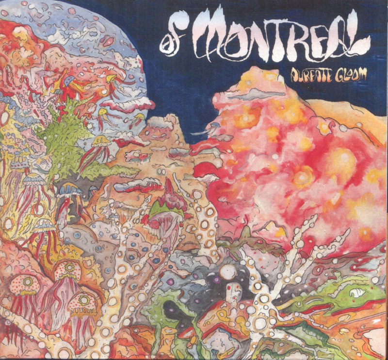 of Montreal : Aureate Gloom