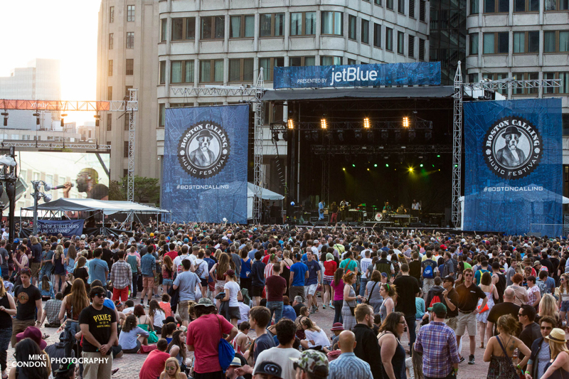 Boston Calling Spring 2015 Recap