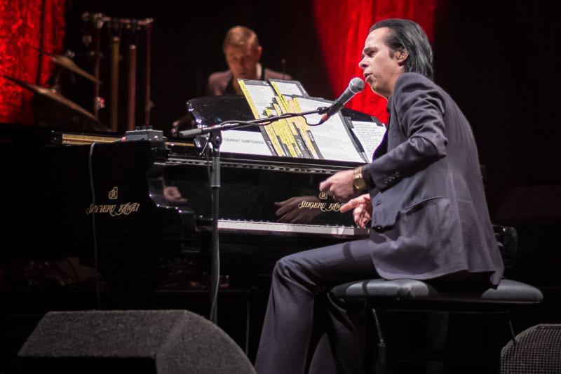Nick Cave : Live