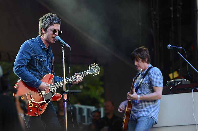 Noel Gallagher & The High-Flying Birds