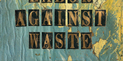 Christopher Paul Stelling : Labor Against Waste