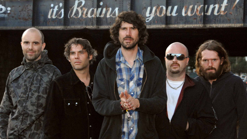 Huw Bunford of Super Furry Animals : Q&A