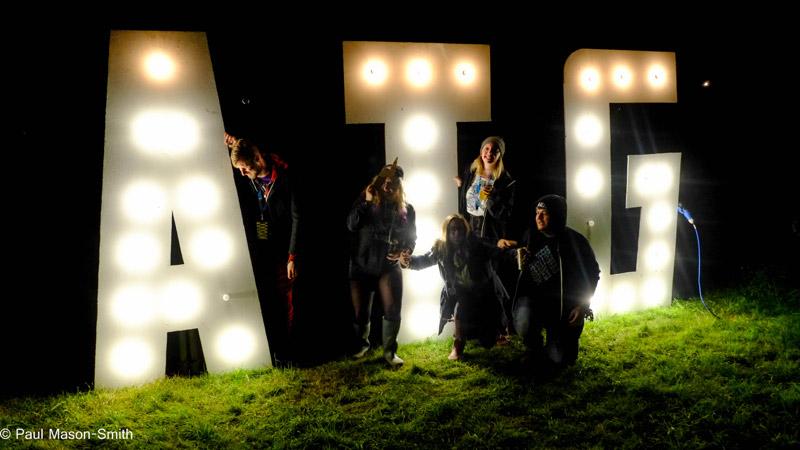 ArcTanGent Festival 2015 Recap