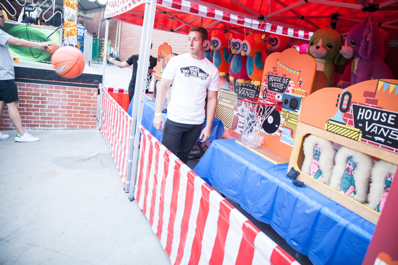 prize booths