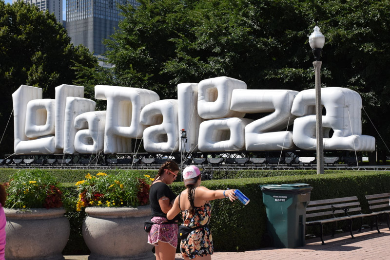 Lollapalooza 2015 - Day Two Recap