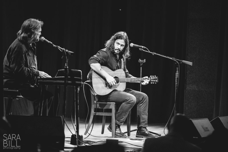 Donnie Fritts and John Paul White