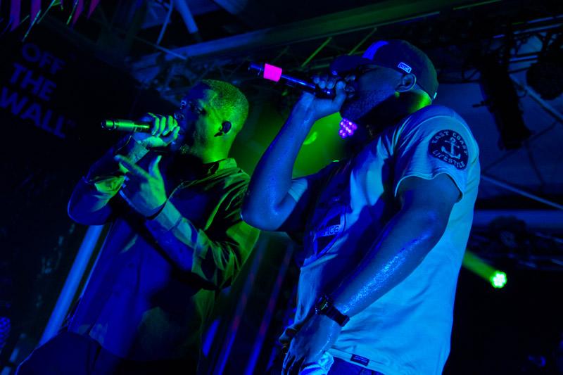Ghostface Killah & GZA : Live at House of Vans