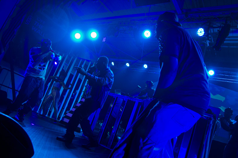 Ghostface Killah & GZA & Cappadona