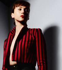 Holly MIranda & jacket