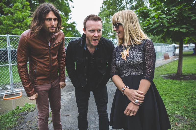 The Joy Formidable : Q&A