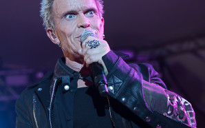Billy Idol Austin Concert Photo Gallery