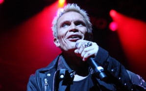 Billy Idol Houston Concert Photo Gallery