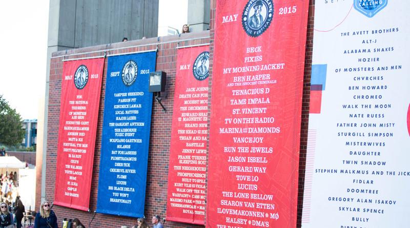 Boston Calling Fall 2015 Recap