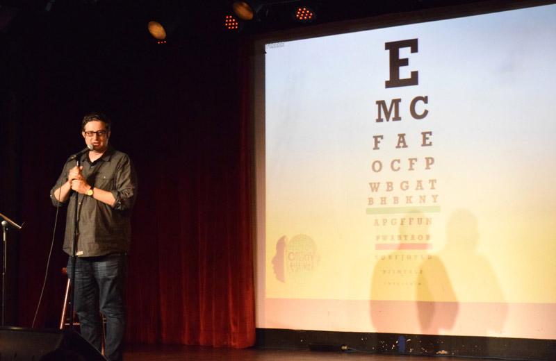 Eugene Mirman Comedy Festival 2015