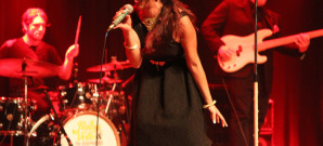Ruby Velle & The Soulphonics : Live