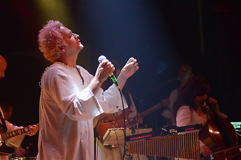 The Polyphonic Spree : Live