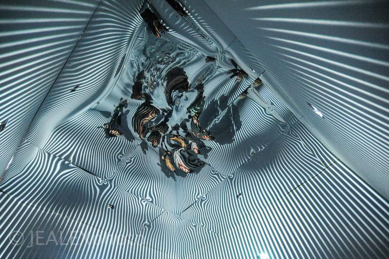 Refik Anadol's 'Infinity Room'