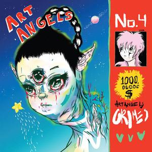 Grimes : Art Angels