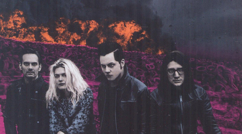 The Dead Weather : Dodge and Burn