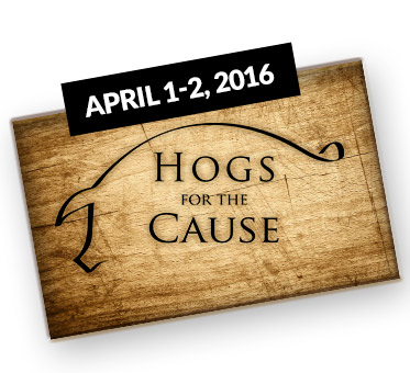 Hogs For a Cause