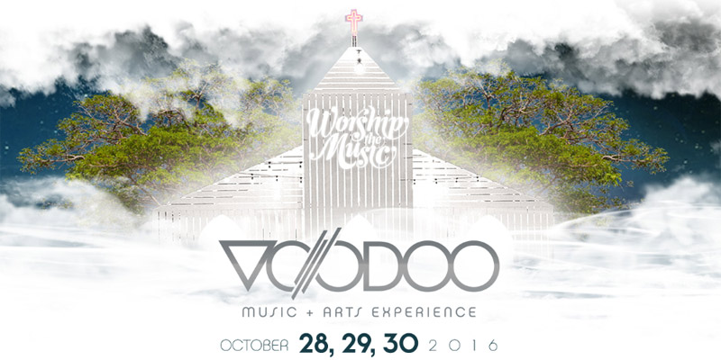 Voodoo Experience 2016 Recap - Day Two