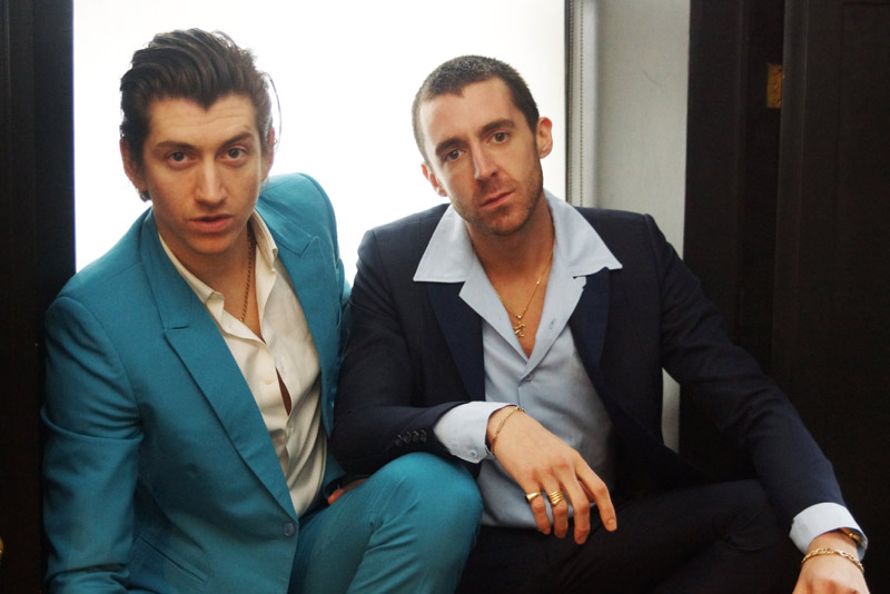 The Last Shadow Puppets : Q&A