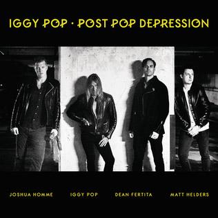 Iggy Pop : Post Pop Depression
