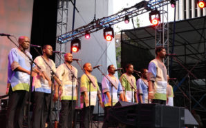 Ladysmith Black Mambazo Lincoln Center Out of Doors Concert Photo…