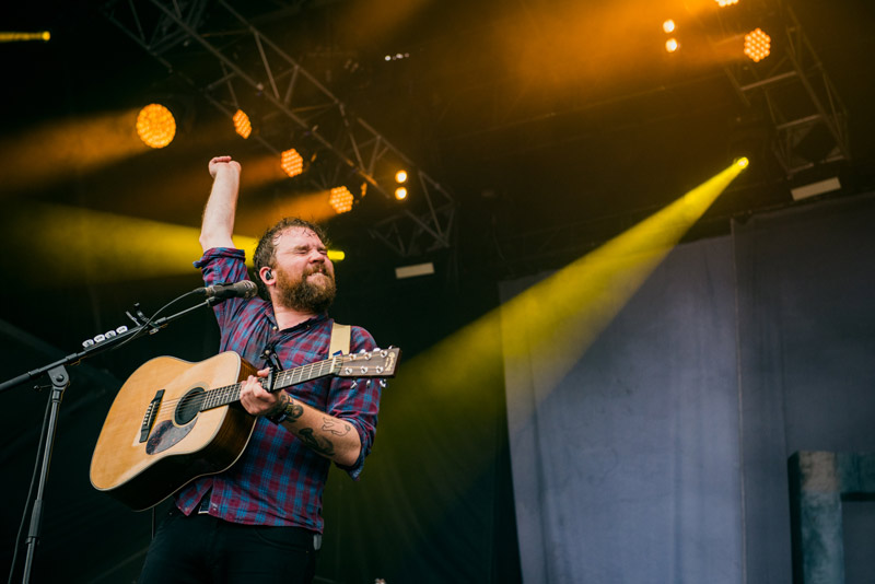Frightened Rabbit - by Charles Reagan Hackleman