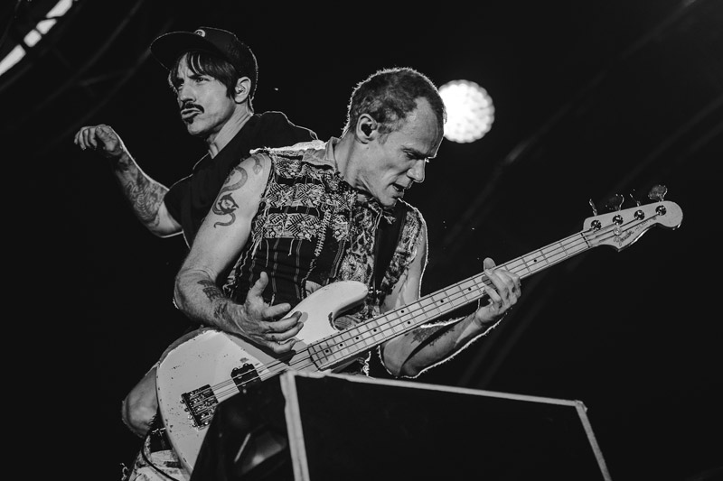 Red Hot Chili Peppers - by Julian Bajsel