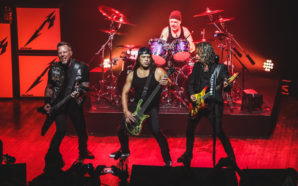 Metallica Webster Hall Concert Photo Gallery