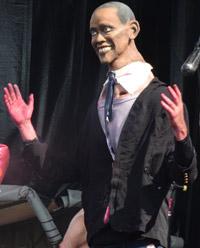 Obama, pre-beheading